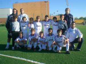 Real Madrid C.F. campeón de la segunda edición