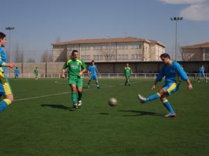 Lugo Fuenlabrada - CD San Nicasio 'A'