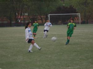 CD San Nicasio 'B' - CD Oroquieta Villaverde