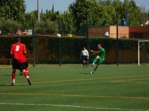 "C.D. San Nicasio ""A"" - Atlético Parla"