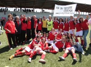 Madrid Campeona de España Sub16