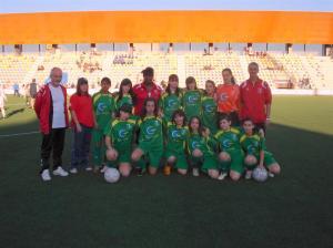 CD Asoc Vec San Nicasio Femenino 'B' 08-09