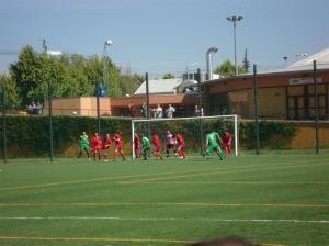 CD San Nicasio 'A' - CD Parque Verde