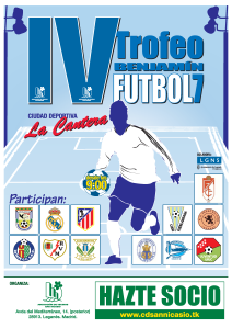 Cartel Torneo 2009