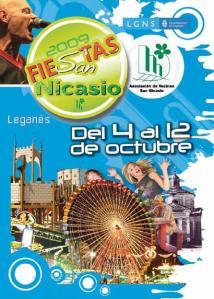 Fiestas de San Nicasio 2009 Leganes