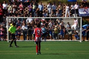 Lanzamiento de Penaltis en la Final