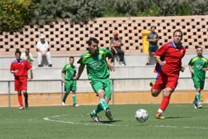 CD San Nicasio 'A' - CD Parque Verde 'A'