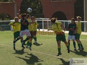 Imagen del encuentro (Foto: Madrid Sur Cup 2010)