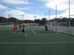EF Valdemoro - CD San Nicasio A