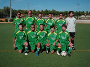 Once Inicial CD San Nicasio A - CF Torrejon de la Calzada