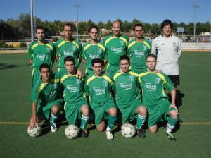 CD San Nicasio A - CF San Juan de Zarzaquemada