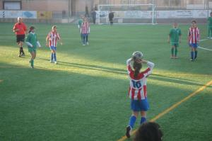 CD San Nicasio A - CD Seseña Futbol Base