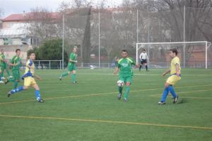 20 - CF San Juan Zarzaquemada - CD San Nicasio A