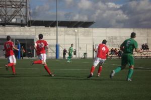 CD San Nicasio A - Atlético Trabeco Zarzaquemada