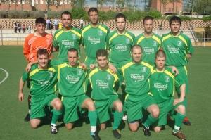 28 - CD San Nicasio A - AD Unión Carrascal A