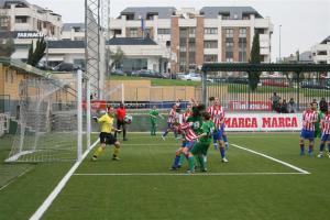 Atco Madrid Femenino 'C' - CD San Nicasio 'A'