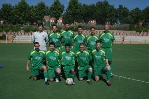 34 - CD San Nicasio - CF San Martín de la Vega 'B'