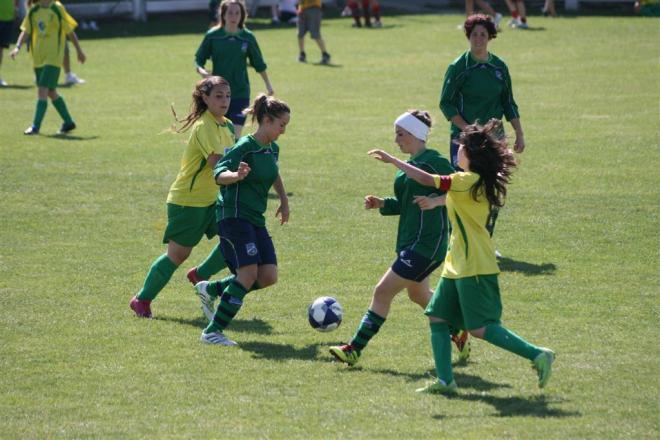 Torneo de la Amistad Femenino Miranda de Ebro 2011