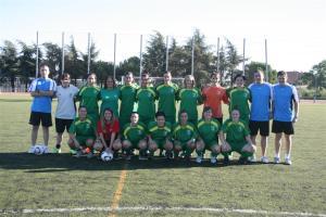 Torrelodones CF - CDAV San Nicasio 'A'