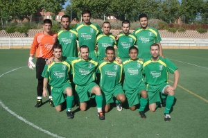 02 - CD San Nicasio A - AD Fútbol Sala Chinchón