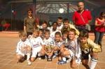 Real Madrid C.F. campeón de la primera edición.