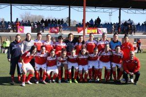 Selección Madrileña Sub-18 - Feb2012