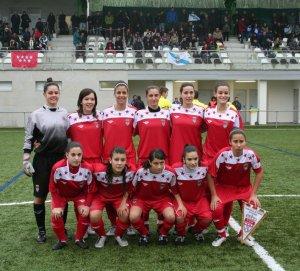 Selección Madrileña Sub18 11-12