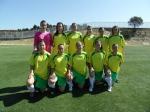 Copa FFM - Aguilas de Moratalaz - CD San Nicasio A