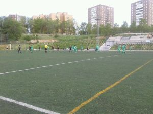 Copa FFM - ED Moratalaz - CDAV San Nicasio A