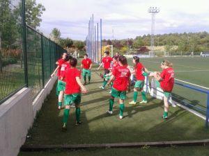 Copa FFM - ED Moratalaz - CD San Nicasio