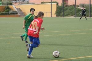 Pretemporada - CD San Nicasio A - AD Torrejón CF