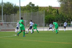 01 - CF Eurolega - CD San Nicasio