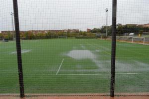 Aspecto de la Ciudad Deportiva La Cantera 04 Noviembre 2012