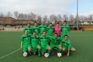 14 - CD San Nicasio A - Atlético Valdeiglesias