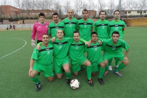17 - CD San Nicasio A - UD Arroyomolinos B