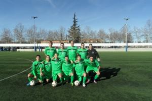 18 - CD San Nicasio A - CF Eurolega