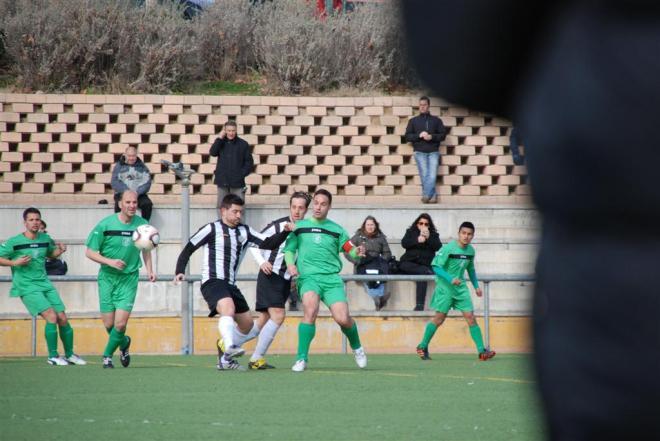 22 - CD San Nicasio 'A' - UD Móstoles