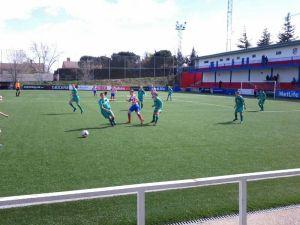 23 - Atlético de Madrid Féminas B - CD San Nicasio A