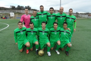 23 - CF Cenicientos - CD San Nicasio A