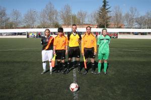 25 - CD San Nicasio - CF Pozuelo