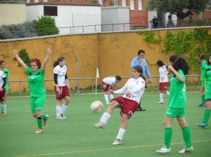 27 - CD San Nicasio B - Atlético Giner