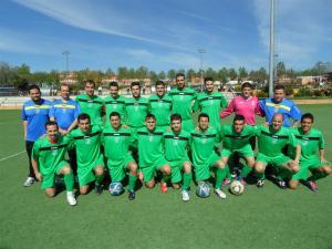 30 - CD San Nicasio A - AD Sporting Bazán