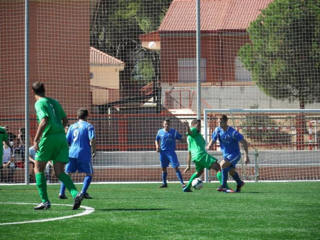 04 - Atlético Valdeiglesias - CD San Nicasio A
