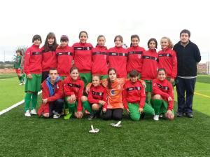 Torneo Pretemporada Seseña Femenino Sub-13 CDAV San Nicasio