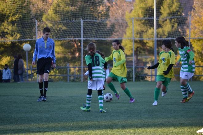 04 - Deportivo Sur Loranca - CD San Nicasio