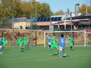 11 - CD San Nicasio A - CD Griñon B