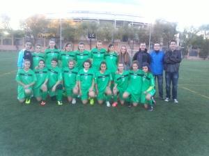 Femenino C Sub-16 CDAV San Nicasio 13-14