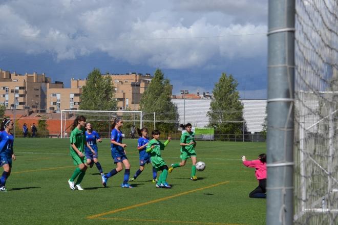 14 - CD San Nicasio - URJC Móstoles B