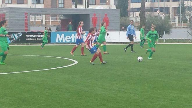 Copa FFM - Club Atlético de Madrid - CD San Nicasio