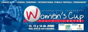 I Women's Cup en Real Sitio de San Ildefonso